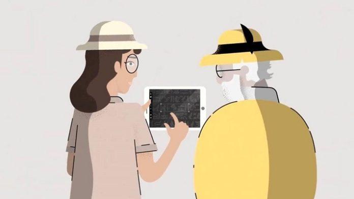 Google Fabricius jeroglíficos