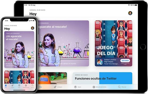 App Store comisiones