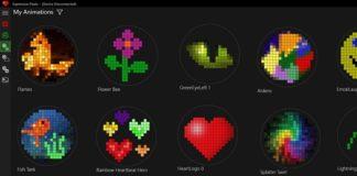 Expressive Pixels Windows 10