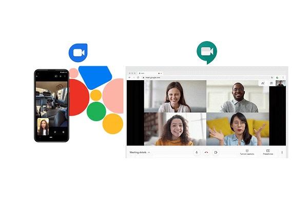 Google Meet Duo