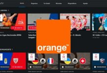 Orange TV app LaLiga deco 4K Android TV