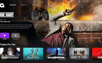 Quibi Apple TV Android TV Fire TV