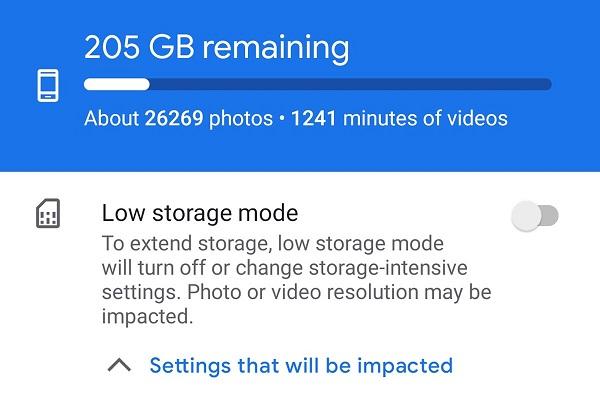 Cámara de Google 8.1