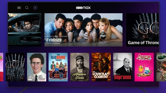 HBO Max Amazon Fire TV
