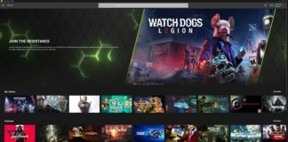 Nvidia GeForce Now iPhone y iPad web