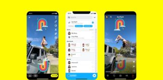 Snapchat Spotlight TikTok