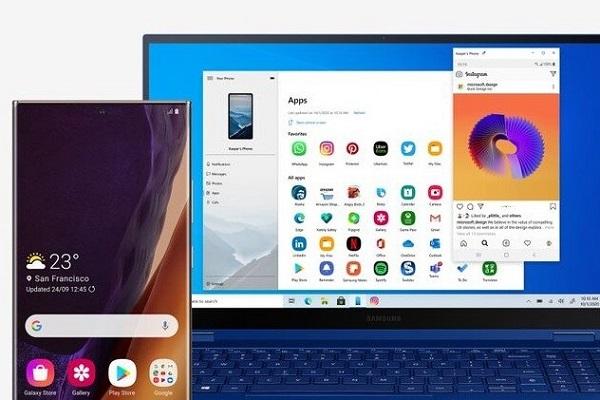 Tu Teléfono apps Android Windows