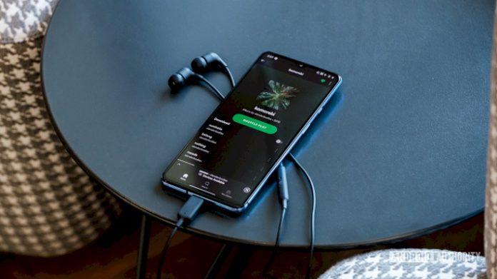 Spotify tarifas Mini