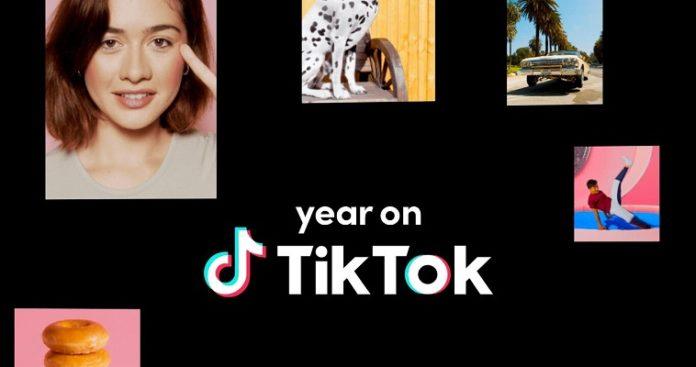 Year on TikTok
