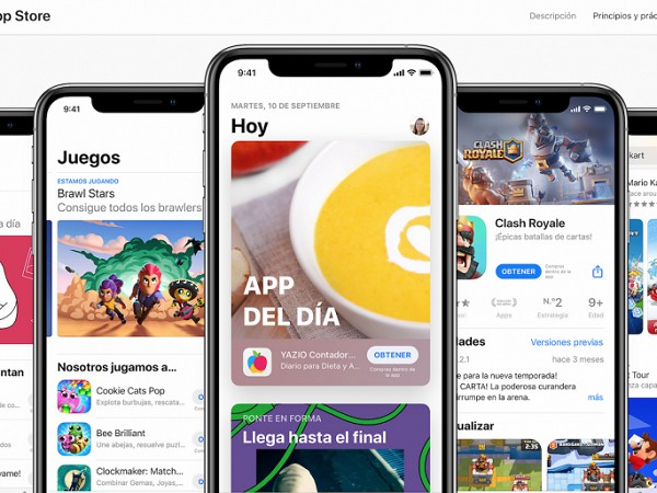 App Store ganancias 2020