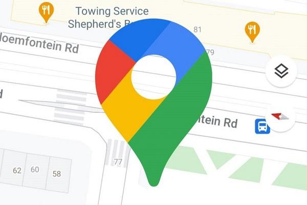 Google Maps detalle calles