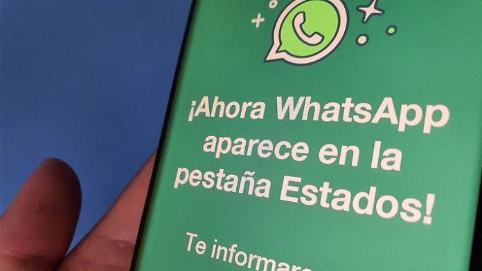 WhatsApp Estados