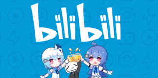 Bilibili red social china YouTube videojuegos manga anime