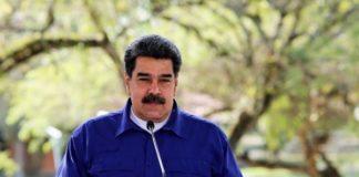 Facebook censura Nicolás Maduro