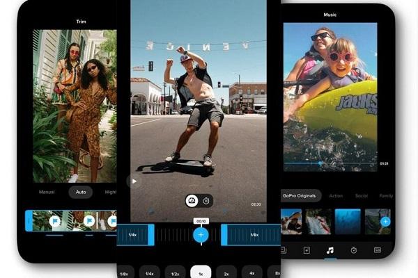 Quik aplicación GoPro