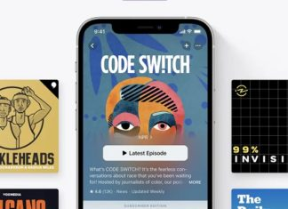Apple Podcasts suscripciones