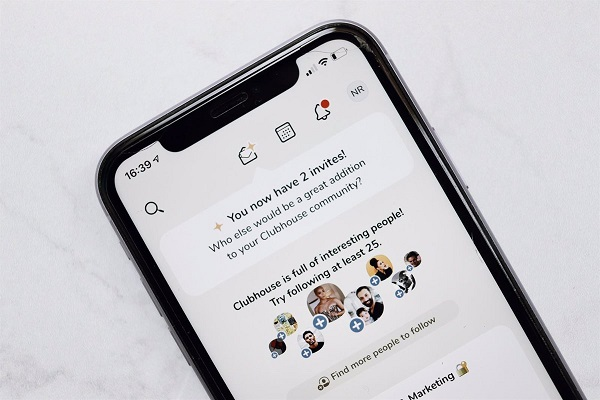 Clubhouse Android Beta