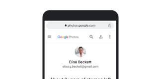 Google Fotos herramienta gestionar espacio disponible