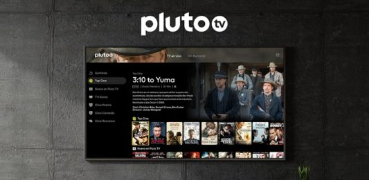 Pluto TV Samsung Smart TV Tizen
