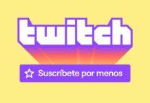 Twitch suscripciones locales