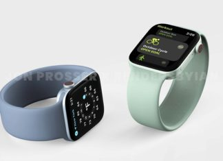 Apple Watch Series 7 Gurman