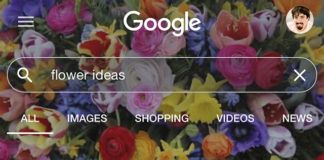 Google aspecto buscador