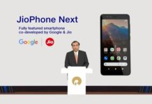 JioPhone Next Android Go