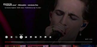 YouTube velocidad reproducción Android TV