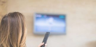 consumo de televisión 2021