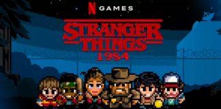 Netflix Stranger Things juego