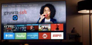 Amazon Smart TV Alexa