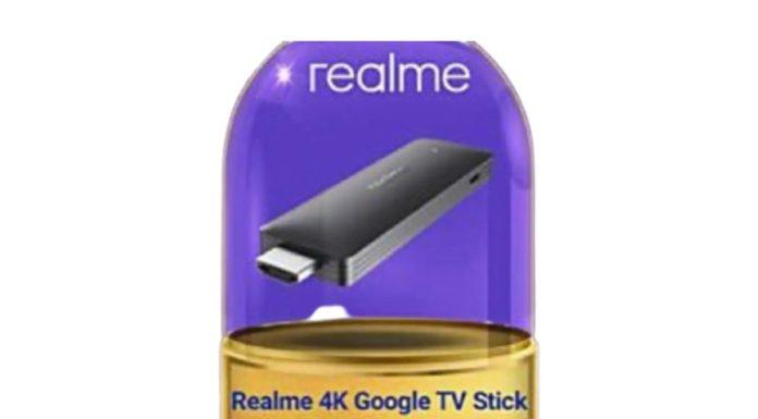Realme 4K Stick