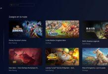 BlueStacks X juegos Android nube