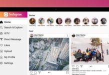 Instagram subir PC