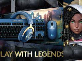 Logitech G Riot Games League of Legends